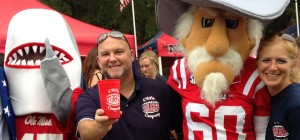 Ole Miss tailgating packages
